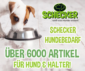 Schecker.de  - Hundefutter für jeden Hund